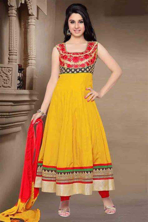 perfec cottont salwar kameez neck design  stitching