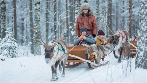 Reindeer Riding