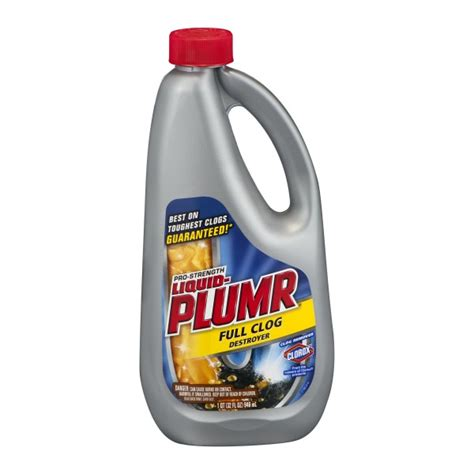 liquid drano for sinks buy on liquid plumr clog destroyer with new
