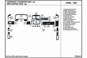 Dl Auto U2122 Gmc Canyon 2005