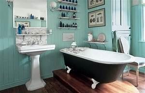 comment faire une salle de bain retro petite salle de bain With comment faire une salle de bain
