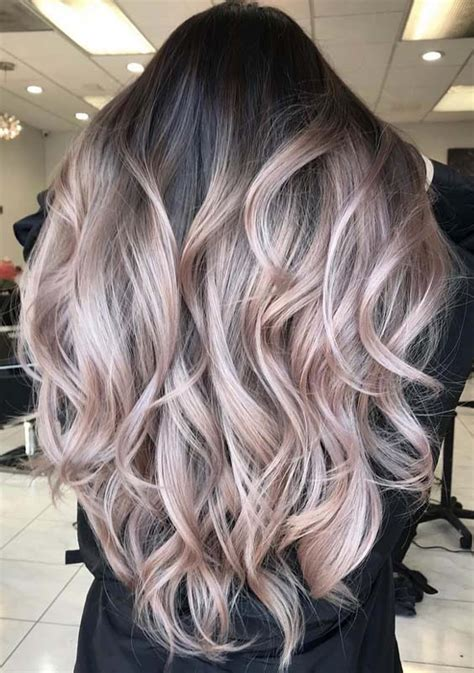 Hair Color Styles by 60 Flattering Balayage Caramel Hair Color Styles For 2018
