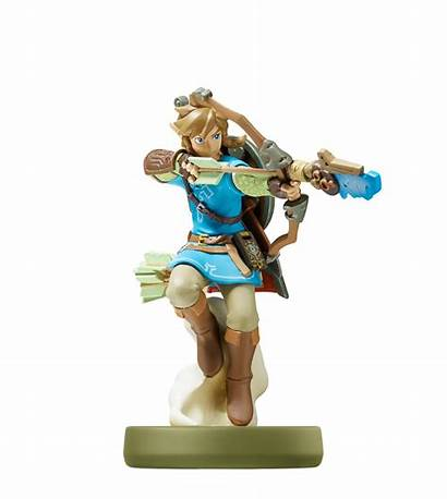 Archer Breath Link Wild Zelda Amiibo Nintendo