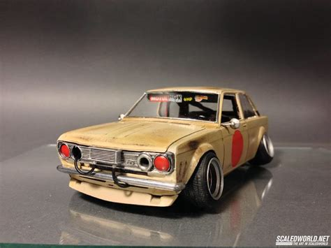 Datsun 510 Kit by Revell Datsun 510 Scaledworld