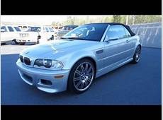 2005 BMW M3 Convertible Start Up, Exhaust, and In Depth