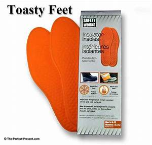 Toasty Feet Insulated Insoles | Perfect Present Store
