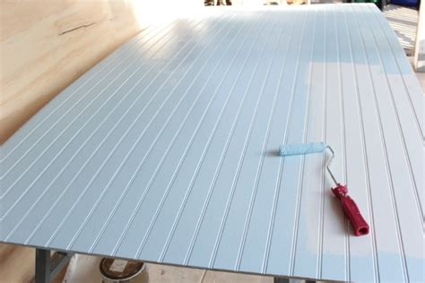beadboard ceiling shelly lighting