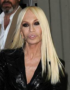 Donatella Versace 2017 Pictures to Pin on Pinterest ...