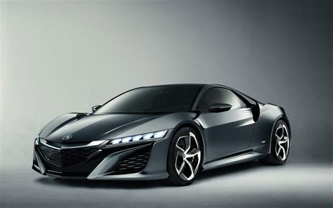2013 Acura Nsx Concept Car Wallpaper