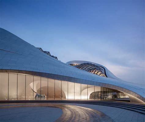 Opernhaus In Harbin by Wordlesstech Harbin Opera House Opens In China