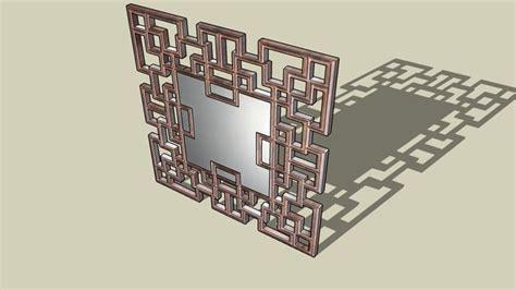 Sketchup components 3d warehouse Mirror   Wall Mirror