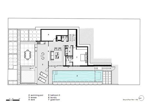 contemporary open floor plans modern open floor house plans modern house dining room