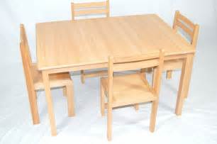 kids wooden table and chairs classroom chairs classroom