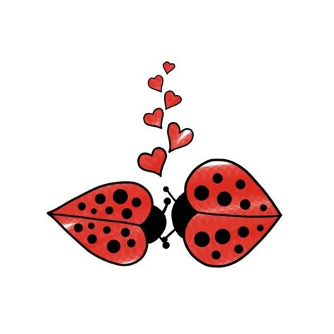 love bug kiss amor  cosas similares pinterest days