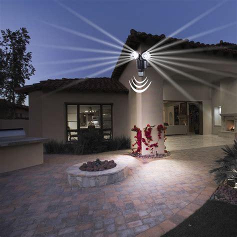 led leuchte solar led solar au 223 en wand leuchte bewegungsmelder strahler einfahrt hof beleuchtung harms 504091