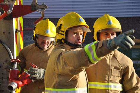 Could you be an on-call firefighter in Macclesfield?