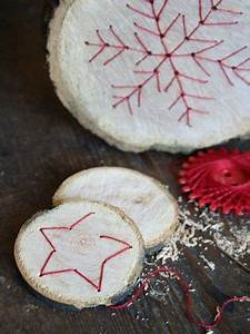 Basteln Mit Baumscheiben : 35 best basteln mit holz images on pinterest christmas ~ Watch28wear.com Haus und Dekorationen