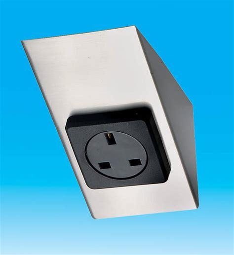 amp  gang worktop  cabinet socket