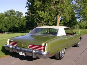 1973 Pontiac Grandville Hardtop    55 590 Original Miles