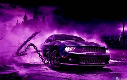 Mustang Wallpapers Ford Cool 3d Gt500 Backgrounds