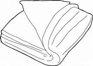 Blanket Black And White Clipart (31+)