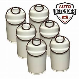 6 6 Duramax Fuel Filters For 01