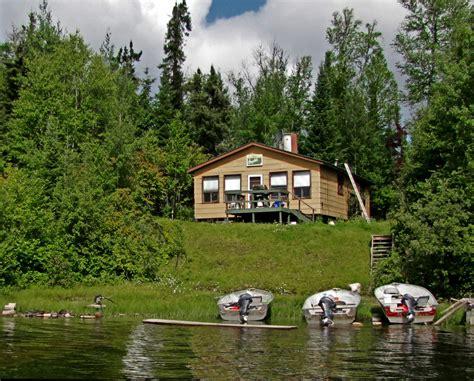 ogoki lake wilderness north