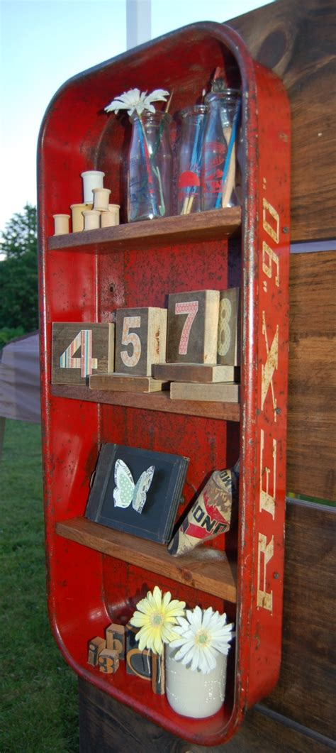 simple ideas  upcycled red wagon projects