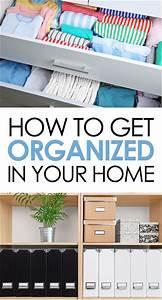Home, Organization, Ideas