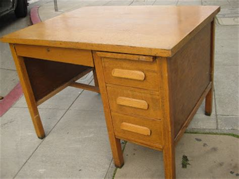antique teachers desk pin oak teachers desk vintage golden furniture on