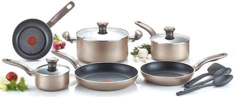 T Fal Metallics Nonstick Cookware Review