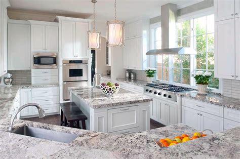 alaska white granite with white cabinets alaska white granite