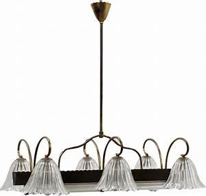 Grand Lustre Design : grand lustre vintage en verre de murano de barovier toso ~ Melissatoandfro.com Idées de Décoration