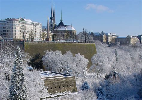 Luxembourg City: Christmas & Winter - Luxembourg City ...