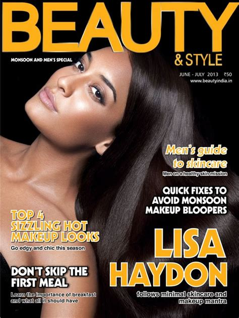 Beauty & Style-June-July 2013 Magazine - Get your Digital ...