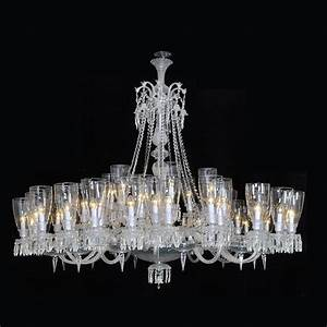 Champagne chandelier