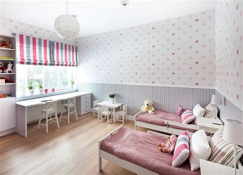 Kinderzimmer Mädchen Tapete by Kinderzimmer Wandgestaltung 50 Ideen Mit Farbe Tapete