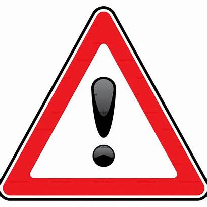 Attention Danger Clipart Clip Dangerous Sign Cliparts