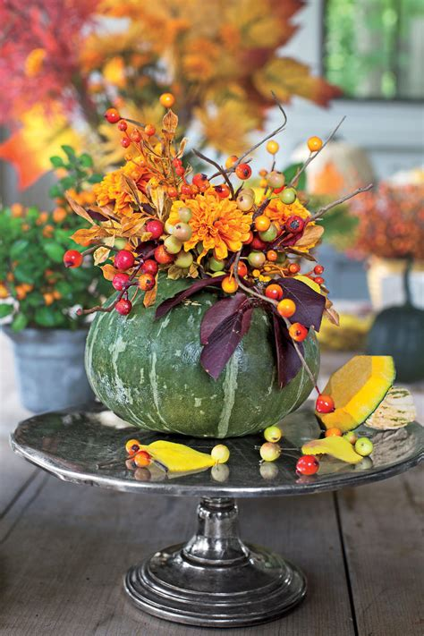 Fall Ideas For Decorating - fall decorating ideas southern living