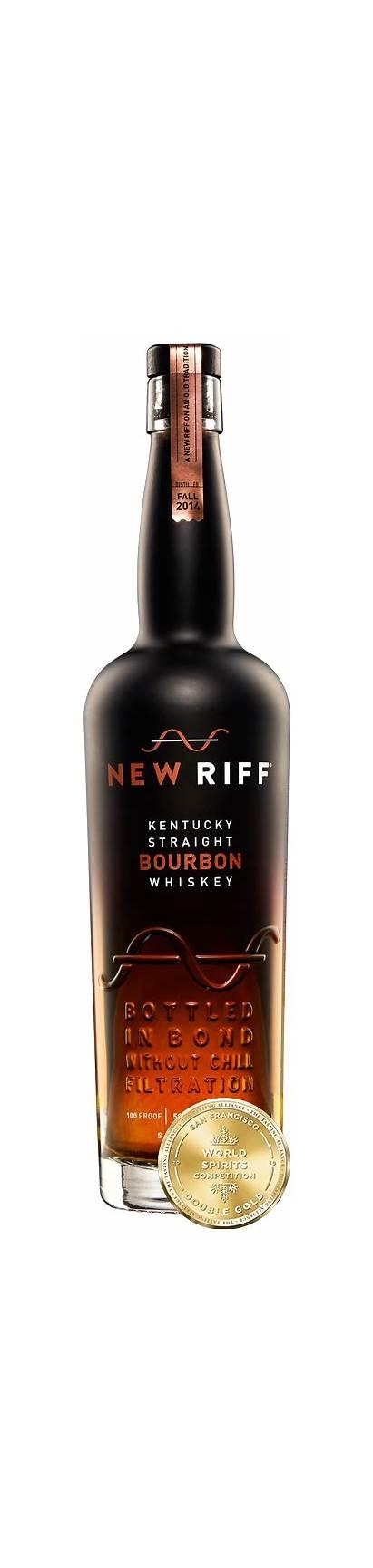 Bourbon Whiskey Riff Straight Kentucky 750ml