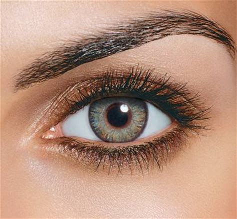 colored contact lenses   choose  perfect color