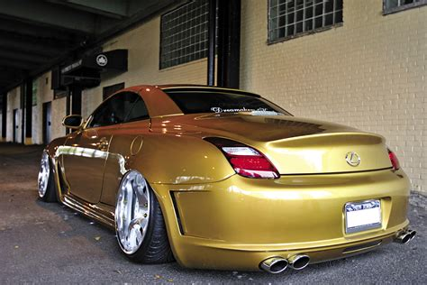 lexus sc430 pasmag performance auto and sound one classy chassy