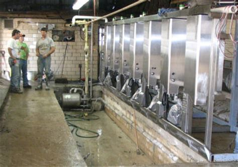 milking parlors  germania milking parlors