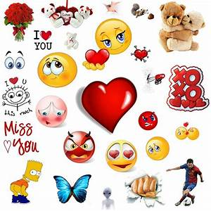New and Stylish Facebook Chat Emoticons | Smiley and Emoticons