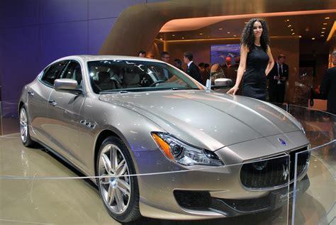Maserati Quattroporte Zegna Edition Concept Reviews