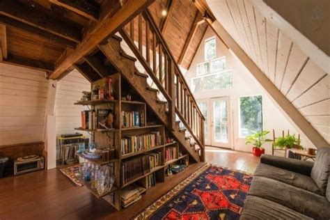Tiny A Frame Homes Ideas by Cozy A Frame Cabin Posted From Tiny House Talk A Cottage