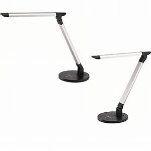 Led Schreibtischleuchte Dimmbar : klappbare led schreibtischleuchte 3 fach dimmbar mit touchfunktion wohnlicht ~ Markanthonyermac.com Haus und Dekorationen