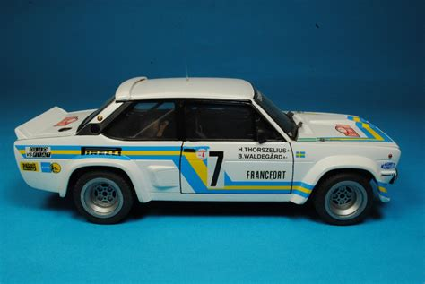 Fiat 131 Abarth | Drive&Fly Model Club Modena