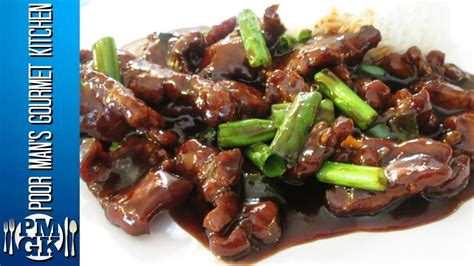 mongolian beef chinese restaurant cooking secrets