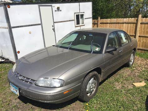 1999 Chevrolet Lumina Ls  Car, Truck, Suv Auction #57 Kbid